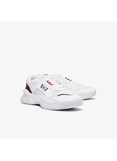 Lacoste Erkek Ace Lift Sneakers 741SMA0068.407 Renkli